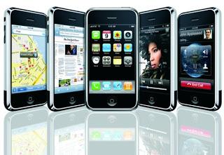 Perkembangan Teknologi Telepon Pada Layar Sentuh